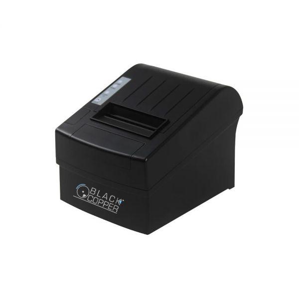 Black Copper 80mm Wireless Thermal Printer