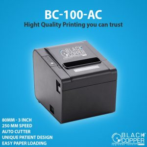 BC-100-AC Mini POS Thermal Receipt Printer