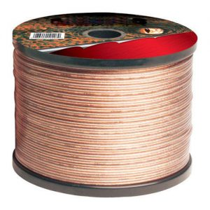 Cable role Pure tin copper 100 yard 23/76