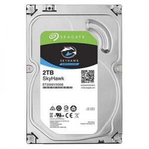 Hard Disc 2 TB surveillance