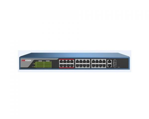 POE Switch HIKVISION 16+2