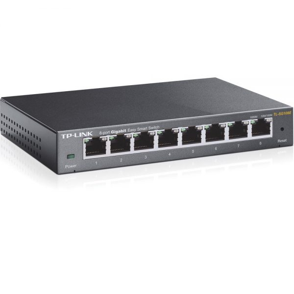 TP LINK SIMPLE SWITCH 8 PORTS