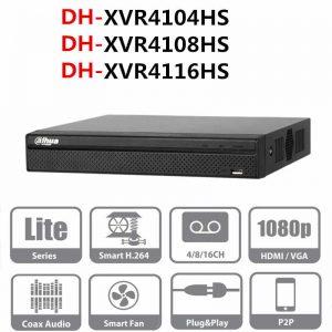 Digital Video Recorder DH-XVR5104HS-X1