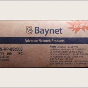 BAYNET RJ45 CONNECTORS