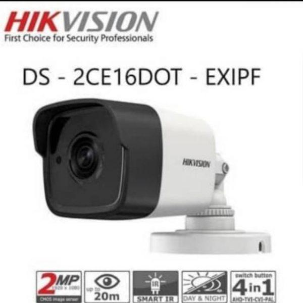 HIKVISION DS-2CE16DOT-EXIPF 2MP