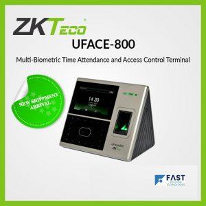 ZKTECHO UFACE 800 Biometric Machines