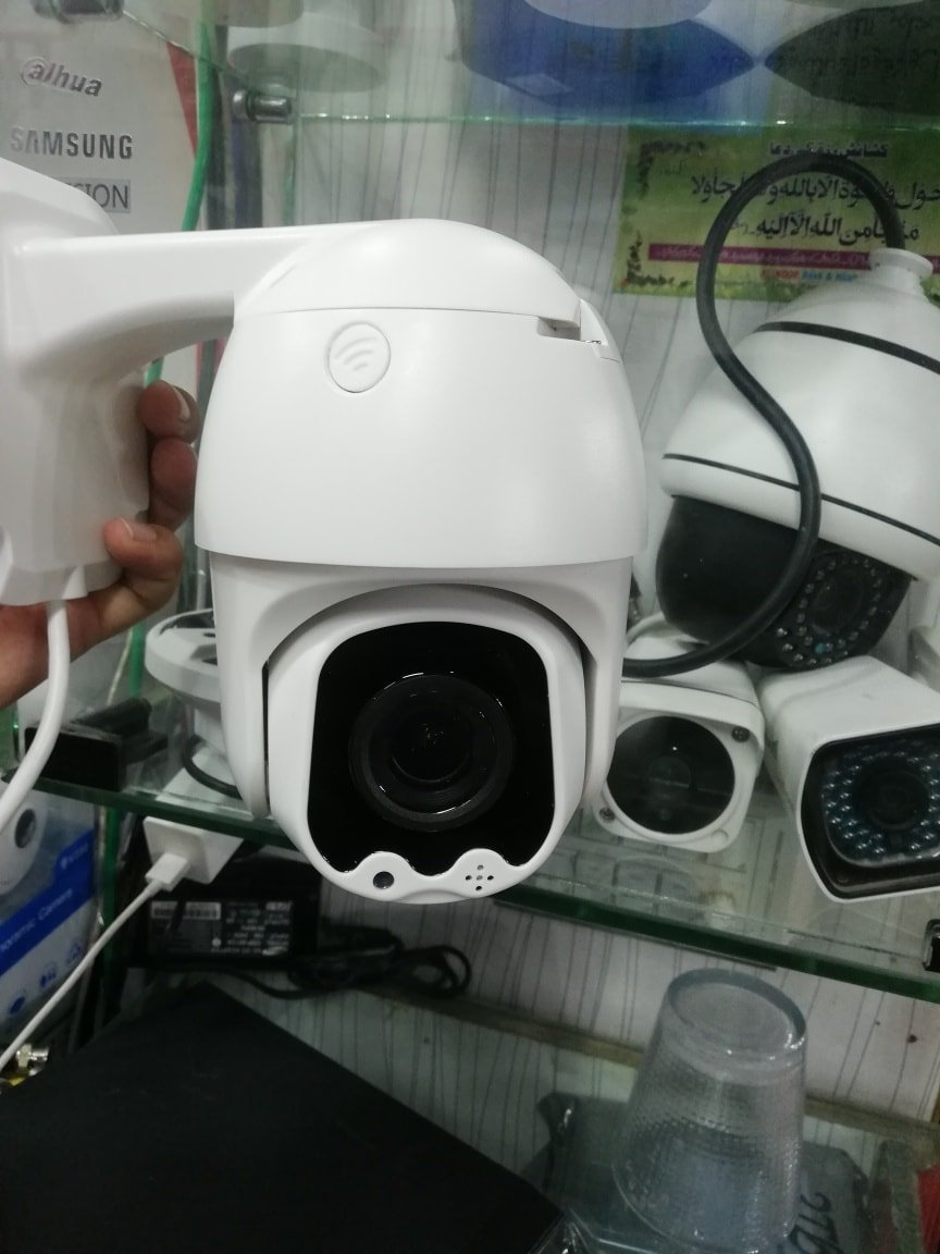 PTZ Camera varifocal lens
