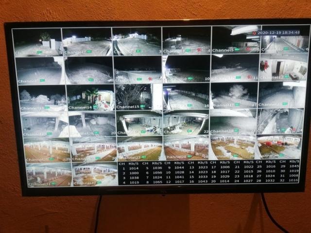 5Mp hd Camera analouge