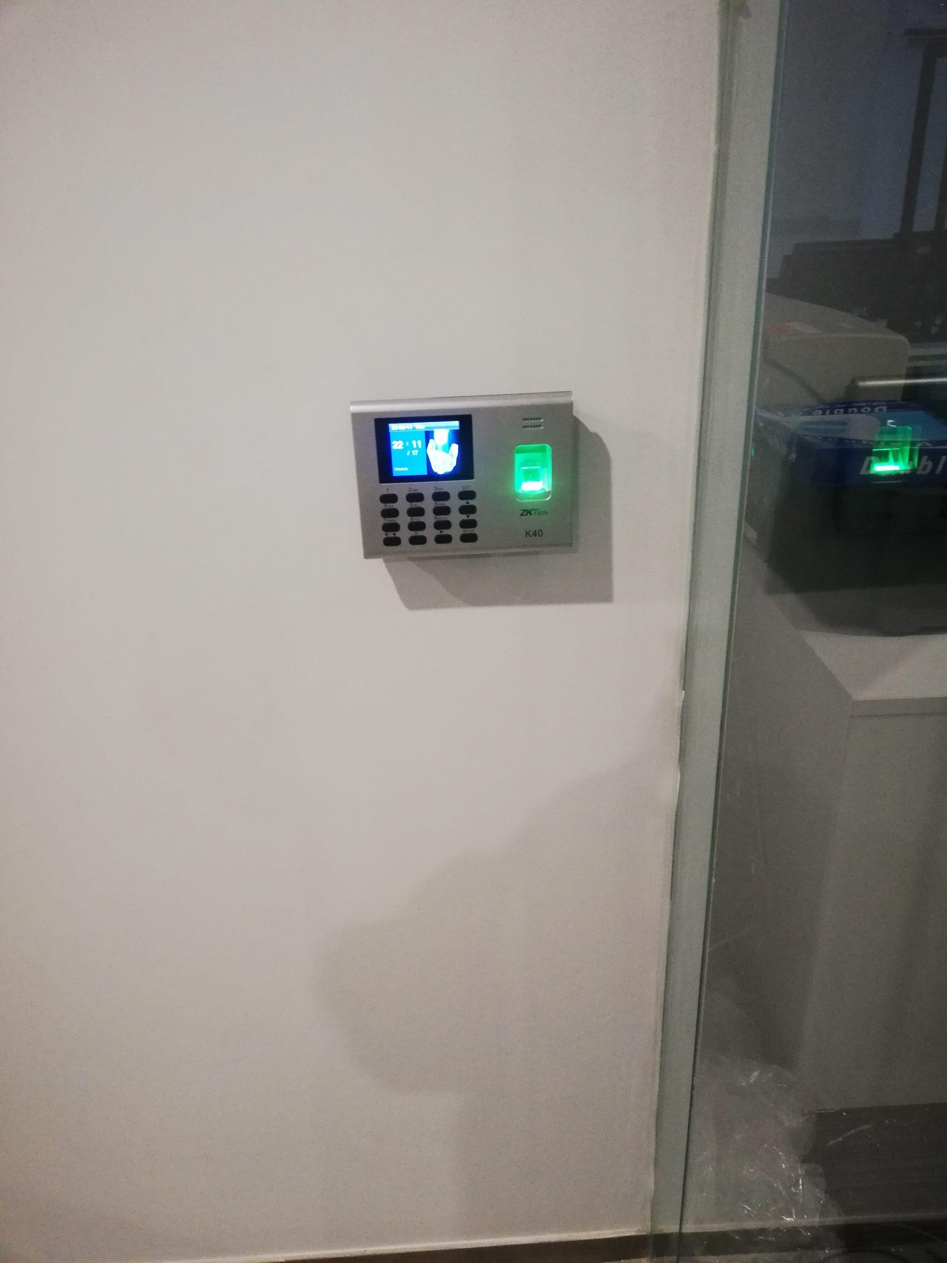 biometric k40